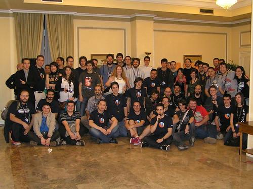Fiesta Firefox 4 Madrid