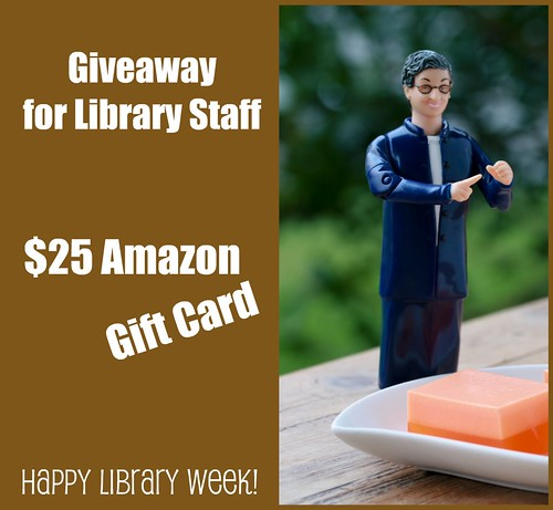 Library Week Giveaway