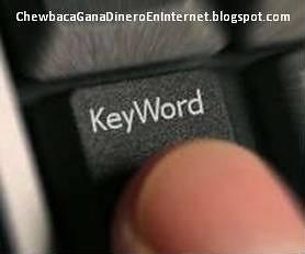 Palabras claves | Herramientas para palabras claves