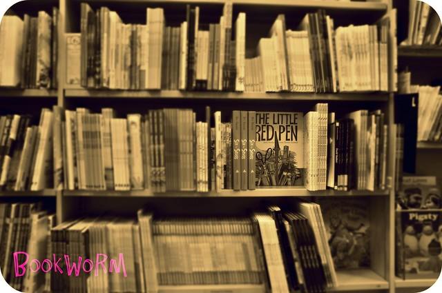 15/52: Bookworm