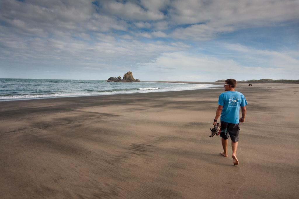 sandy walk