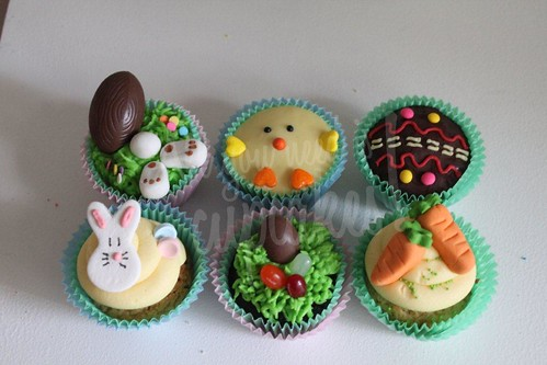 Preparando las Pascuas by All you need is Cupcakes!