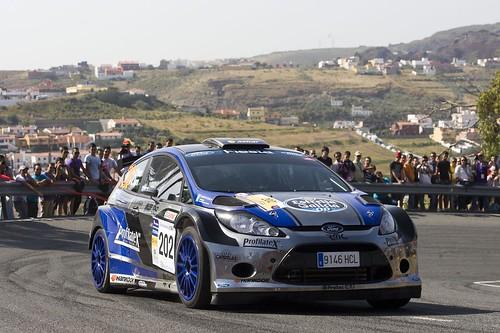 Pons-Haro Rally Islas Canarias