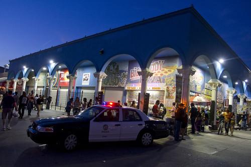 Gang Shooting in Venice Beach