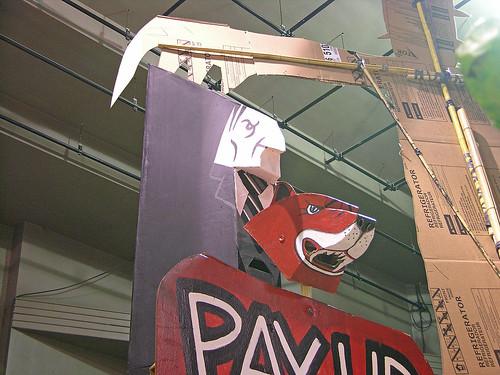 MayDay 2011 pay up dog