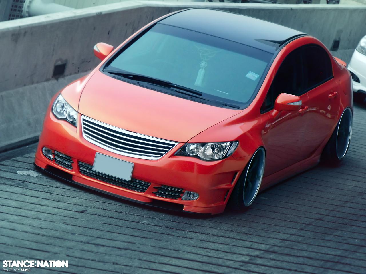 """New stuff 2011 Civic VTi """"Viper"""" - 5630515410 18dd7392c3 o"""