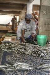Mercado de Pescado en Muscat (SVA1969) Tags: fish alfombra canon carpet dubai superb market fisch emirates mercado eua muscat hdr zoco canoneos350 alucinante emiratos musquat masquate