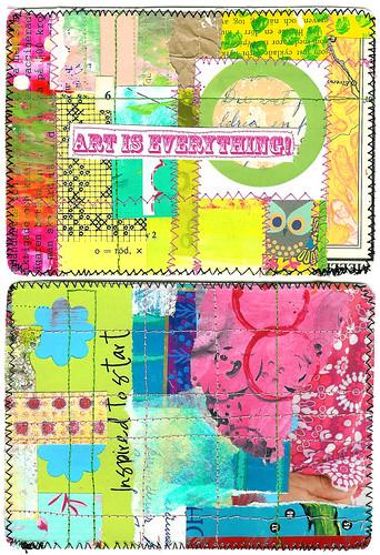 iHanna's Postcards 2011