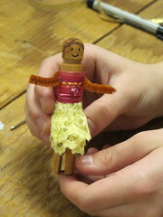 Clothespin Dolls 22