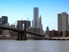 New York. City and East River (dimaruss34) Tags: bridge newyork river image manhattan bridges brooklynbridge eastriver dmitriyfomenko