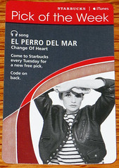 iTunes Card El Perro Del Mar (Photo Nut 2011) Tags: itunes elperrodelmar