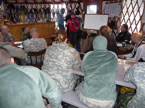 WPSP Army Avy Training