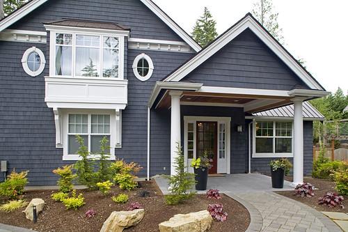 Lakefront Custom Home
