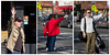 How to hail a cab (Woods | Damien) Tags: street nyc newyork triptych unitedstates manhattan cab taxi hailing canoneos60d