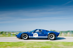Tour Auto 2011 (Guillaume Tassart) Tags: auto blue france ford car race 2000 tour rally racing historic legends rallye gt40 optic worldcars