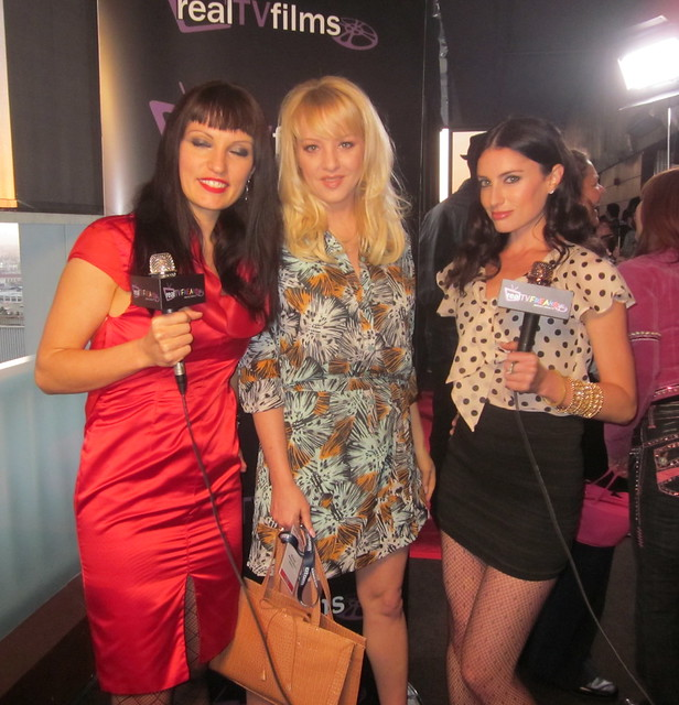 Camille Solari, Wendi McLendon-Covey, Samantha Gutstadt, Bridesmaids Movie, LA Comedy Shorts