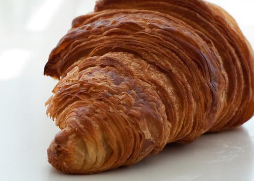 flakiest croissant