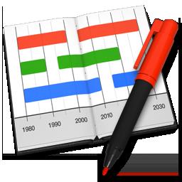 Timeline 3D Logo
