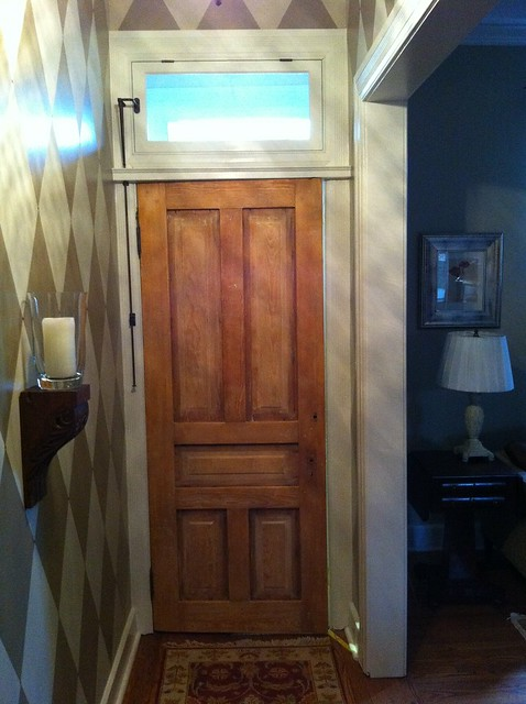 The Mail Slot Is In And Other Vestibule Punch List Items