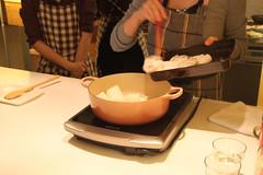 白蘿蔔透抽煮物