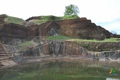 Water Ponds (Sigiriya)