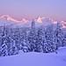 Tumalo Mountain Sunrise