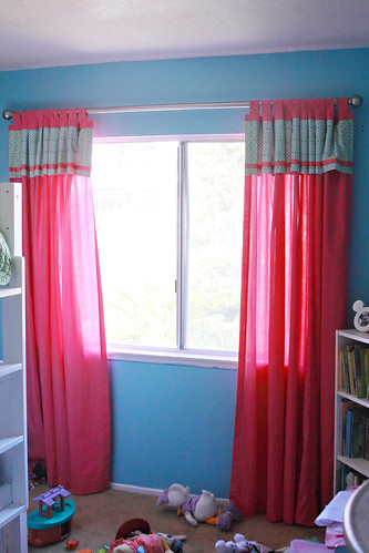 Curtains for Gwen