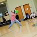 Students vs. Faculty Dodgeball