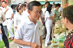 GE2011 Day 4 Blk 125 and 151 Market Visit_20 (WongKanSeng) Tags: day market 4 visit 151 125 blk ge2011