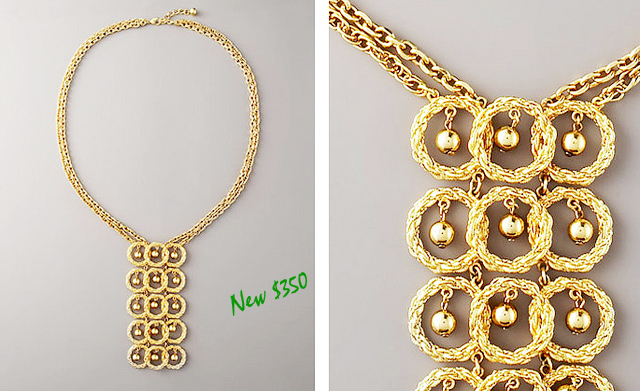new Theodora and Callum necklace