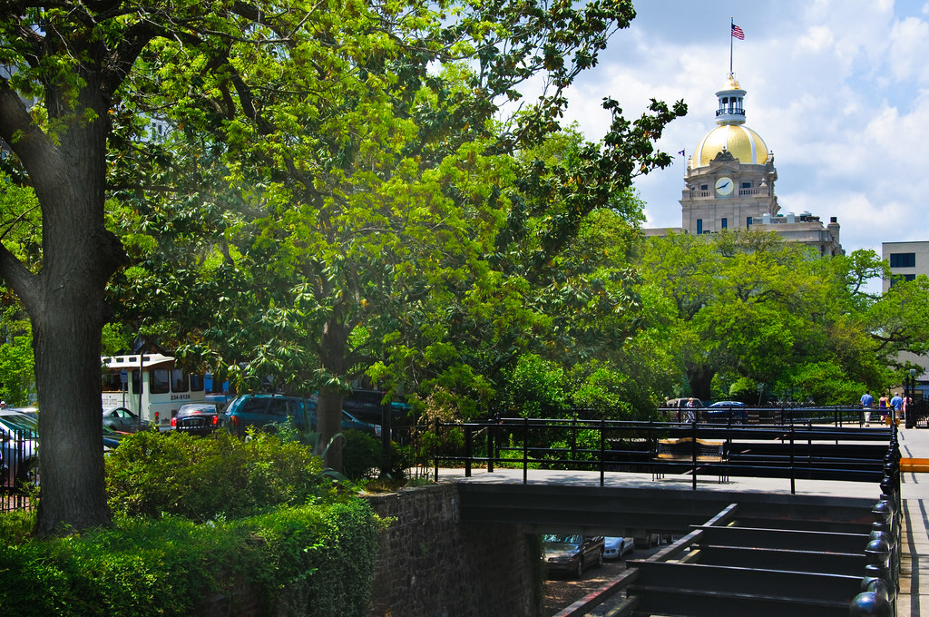Savannah's City Hall