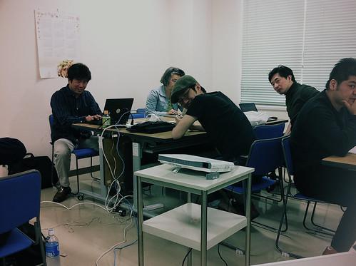 WordBench 東京 もくもく部