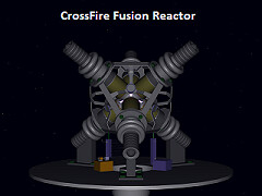 CrossFire Fusion Reactor (MFerreiraJr) Tags: startrek mars moon starwars space ufo nasa spaceship spaceshuttle spacecraft starship hyperdrive ovni spaceflight interstellar nuclearfusion warpdrive electrodynamic fusionreactor fusor crossfirefusionreactor phasedisplacementspacedrive spacepropulsion