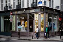 Boulangerie (dprezat) Tags: paris lemarais boutique boulangerie shop commerce street people nikond800 nikon d800