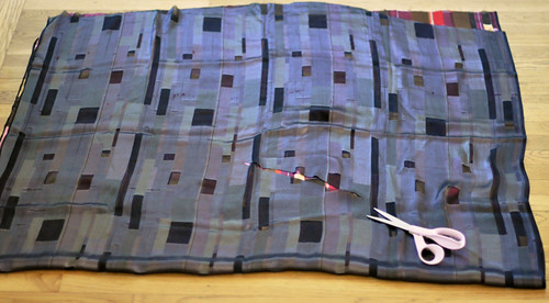 DIY shawl 5