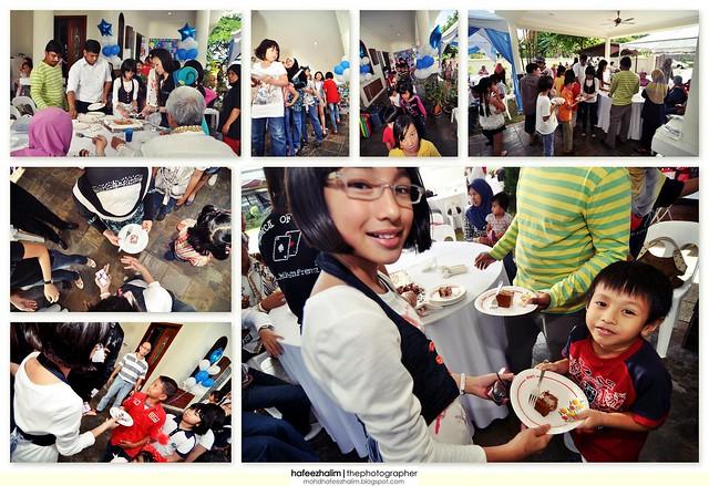 Besday Party : Aminatul Adilah