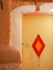 Ouarzazate - kasbah de Taourirt 1 (luco*) Tags: door morocco maroc porte ouarzazate kasbah taourirt
