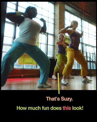 suz-zumba