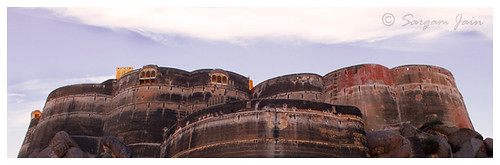 Guardian: Fort Laxmangarh, Sikar