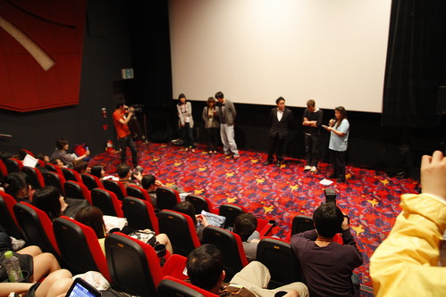 2nd EXHALATION Q and A session in Jeonju International Film Fest