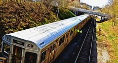 Another Subway Shot (Pete A. McLeod) Tags: subway aperture publictransportation ttc tracks railway trains hdr mcleod nikon35mm18 nikond7000 nikhdrefexpro yongeanddavisvilletorontoontariocanada