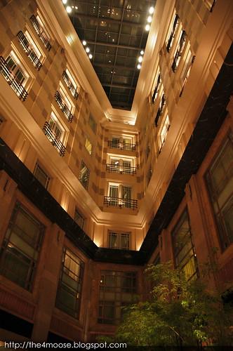 Fullerton Hotel - Atrium
