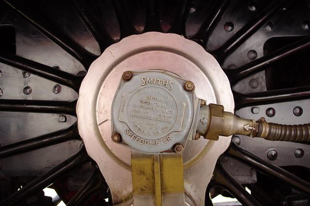 Duchess of Hamilton Speedometer Hub