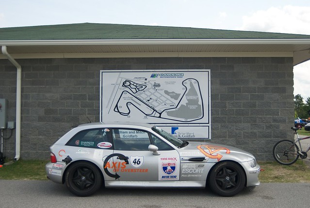 1 Lap of America:@ Carolina Motorsport Park
