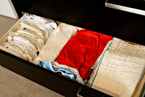 Cloth Diaper Organization 3