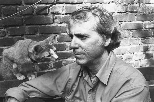 Don DeLillo, New York City, 1990s