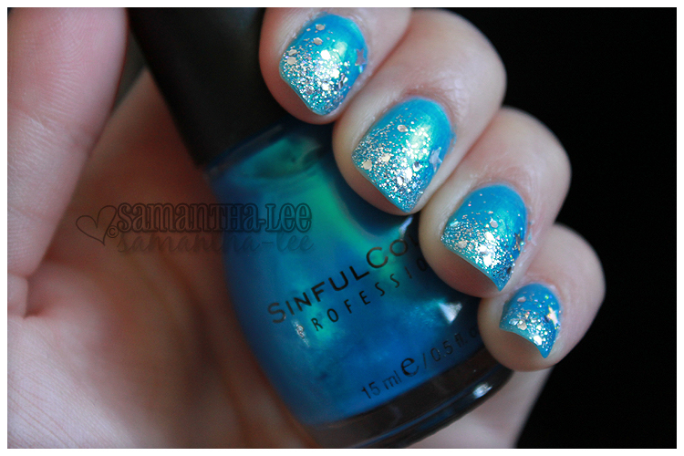 sinful colors - love nails