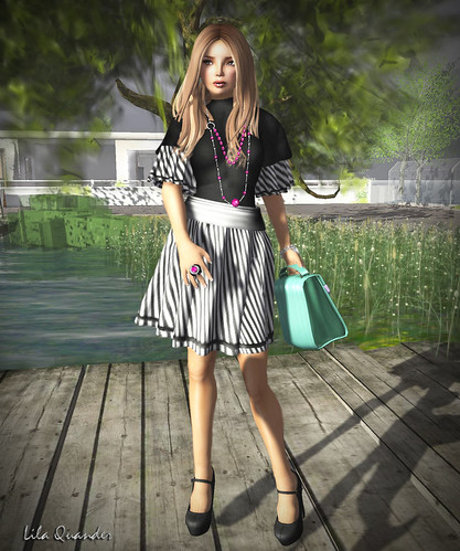 CS - The Secret Store - Pospicle Dress -Licorice