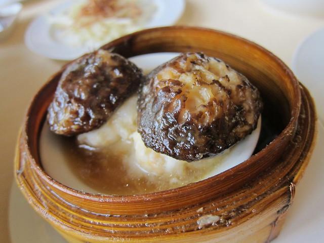 Mushroom Siu Mai