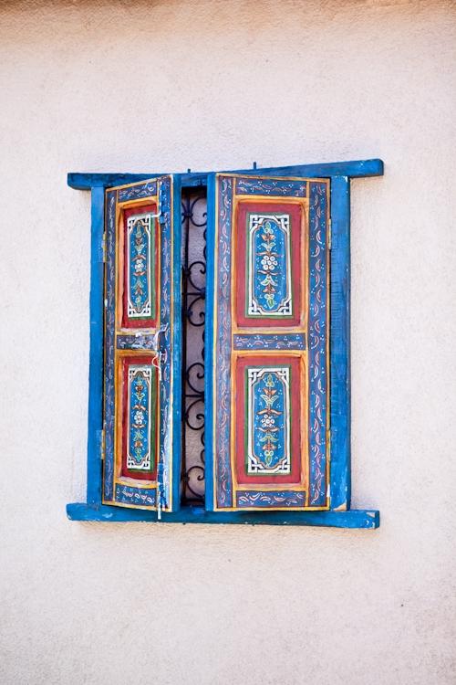 Sante Fe Window